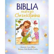Biblia małego Chrześcijanina - niebieska