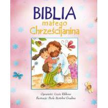 Biblia małego Chrześcijanina - różowa
