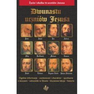 Dwunastu uczniów Jezusa