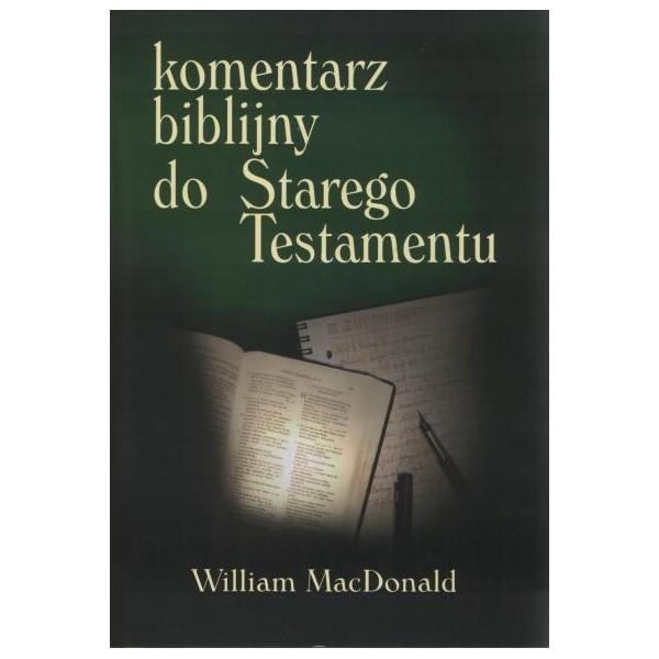 Komentarz biblijny do Starego Testamentu