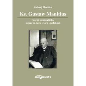 Ks. Gustaw Manitius