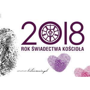 Plakat Rok 2018 (A3)
