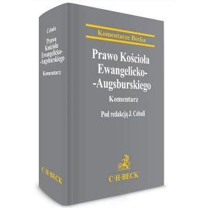 Prawo Kościoła Ewangelicko-Augsburskiego. Komentar