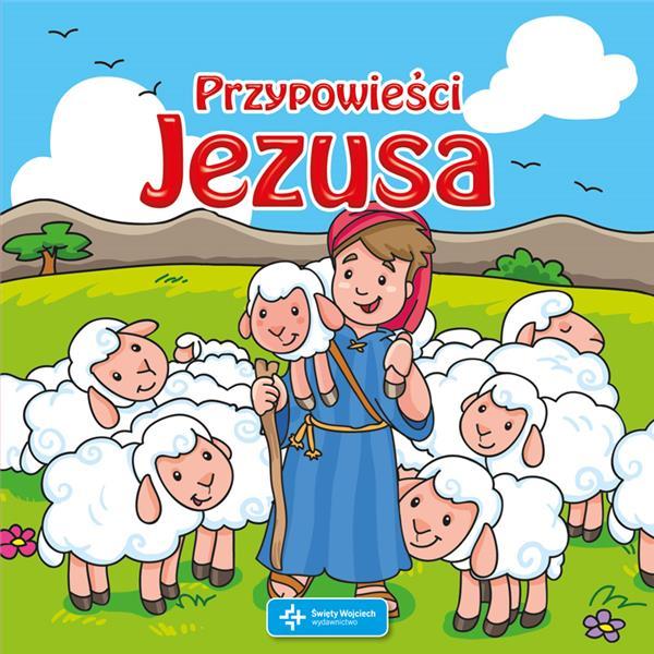 Przypowieści Jezusa. Książeczka do kąpieli