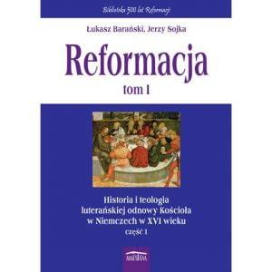 Reformacja - tom 1- twarda oprawa