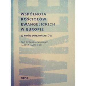 Wspólnota kościołów ewangelickich w Europie